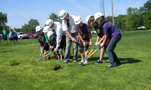 Columbia Groundbreaking Ceremony