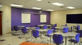 Keystone Local School District New Middle School
