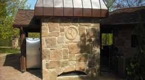 Gervasi Vineyard Pizza Oven